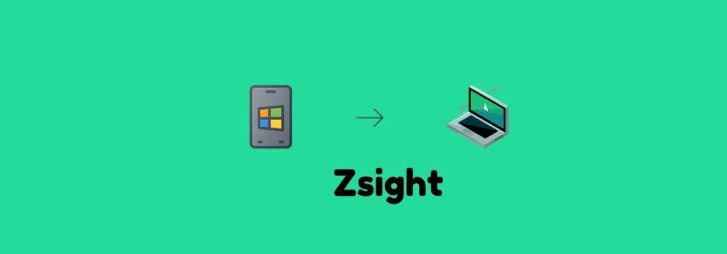 Zsight app download pc mac