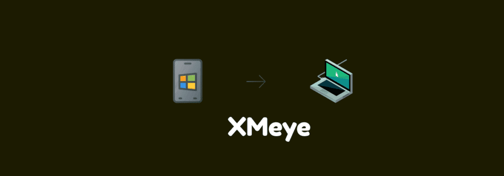 xmeye for pc mac