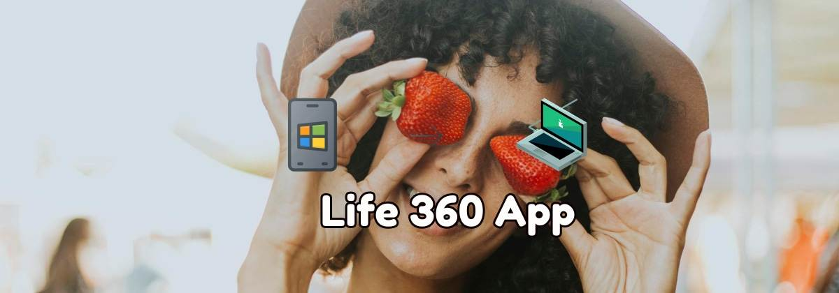life360 app for pc