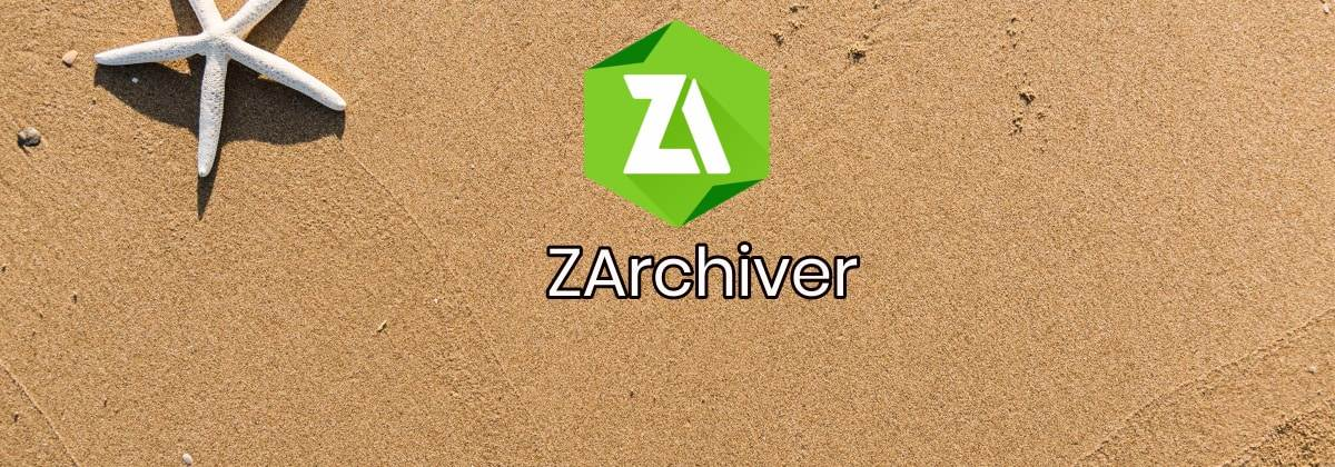 zarchiver pc