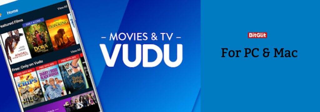 vudu for pc and mac