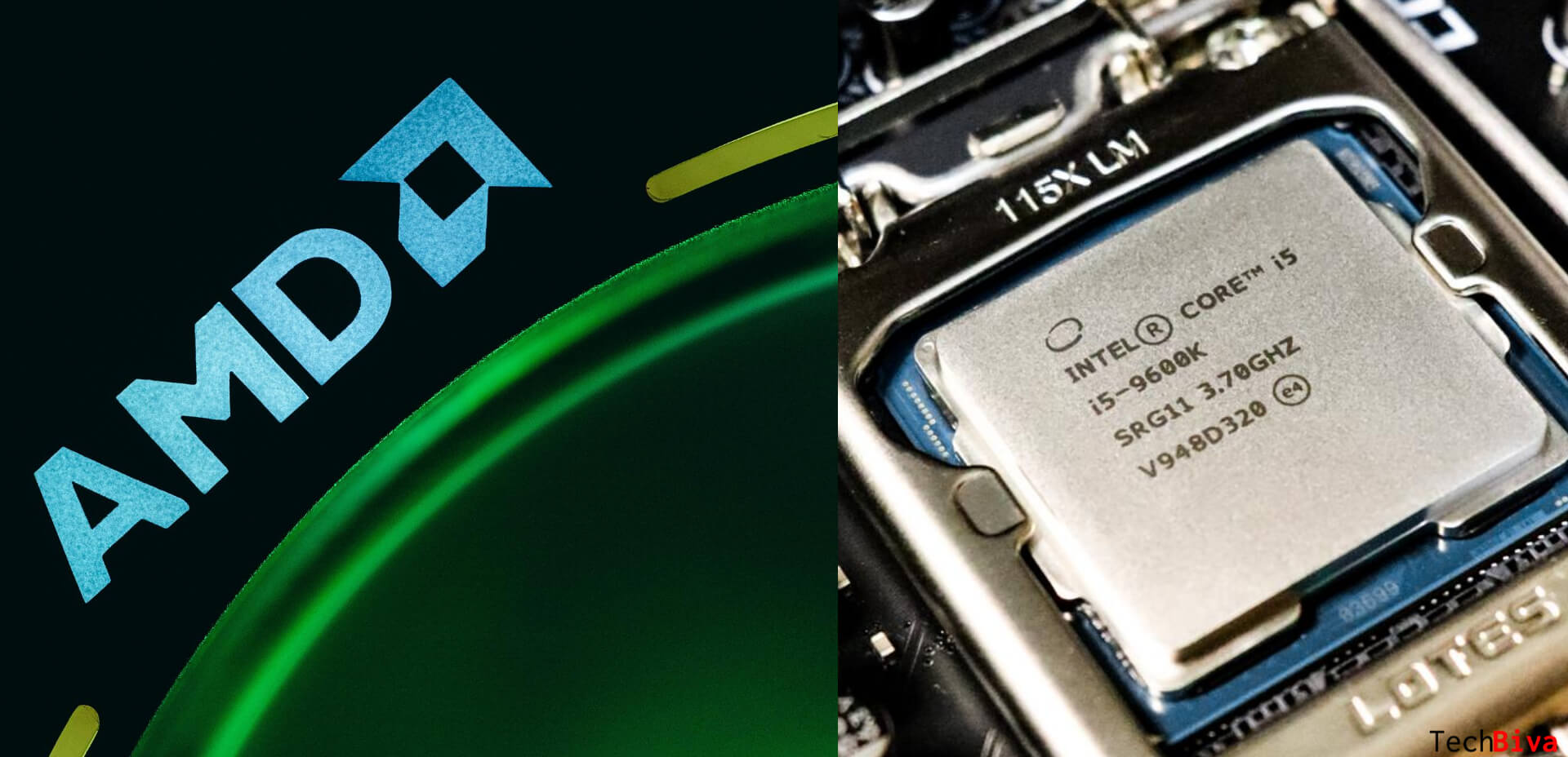 Difference Between AMD A8 And Intel I5