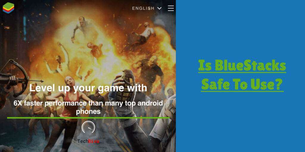 is bluestacks safe to use